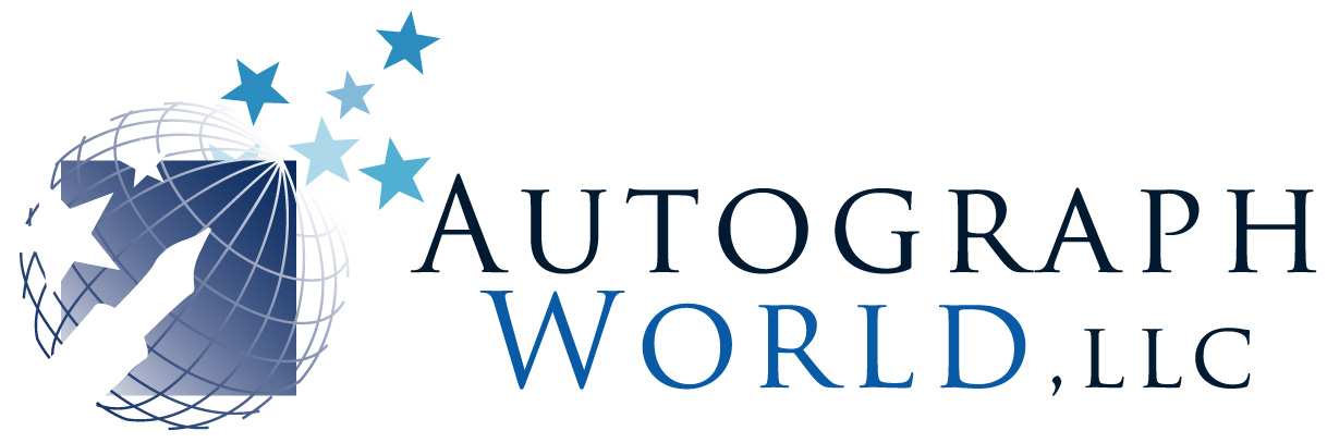Autograph World logo