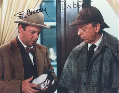 The Private Eyes autograph
